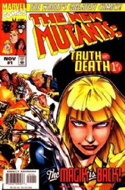 New Mutants: Truth Or Death